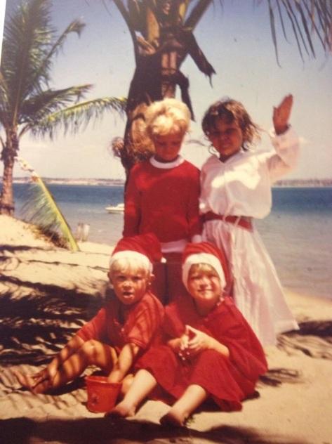 luciafirande i Angola 1989