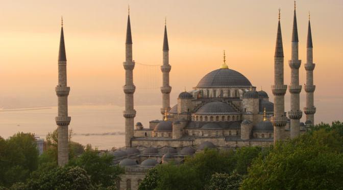 Istanbul-inspiration: James Bond & hüzün