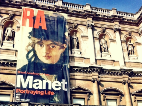 Manet - Portraying Life, Royal Academy of Arts, London