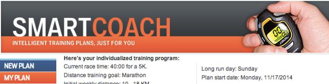 Träningsplan för den ovane löparen – Runner's World Smart Coach