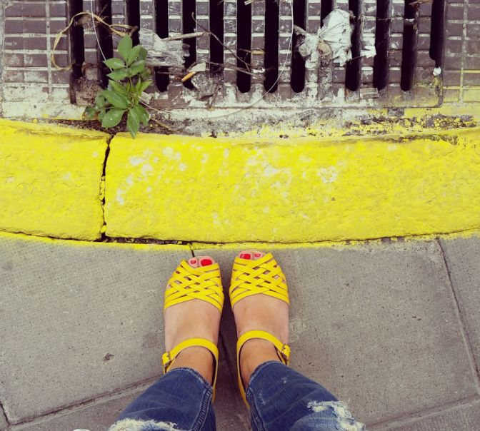 sunnyShoes