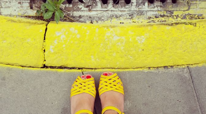 Sol på skor, sol på minne